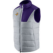 Nike Men's Minnesota Vikings Sideline 2016 Player Purple Vest