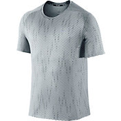 Nike Men's Dri-FIT Miler Fuse Printed Running T-Shirt