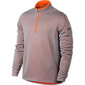 Nike Men's Hypervis Half-Zip Golf Pullover
