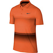 Nike Men's Mobility Stripe Golf Polo