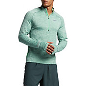 Nike Men's Element Sphere Half Zip Long Sleeve Running Shirt