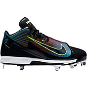 Nike Men's Air Swingman Legend Mid Metal Baseball Cleats