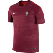 Nike Men's Portugal Maroon Prematch Top