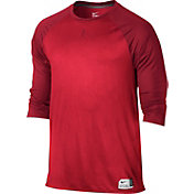Nike Men's Swingman Legend ¾ Sleeve Baseball Shirt