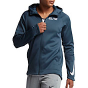 Nike Men's Therma Elite Full Zip Basketball Hoodie