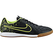 Nike Men's Tiempo Genio Leather Indoor Soccer Shoes