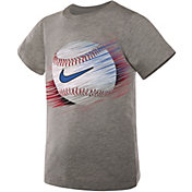 Nike Toddler Boys' Baseball Line T-Shirt