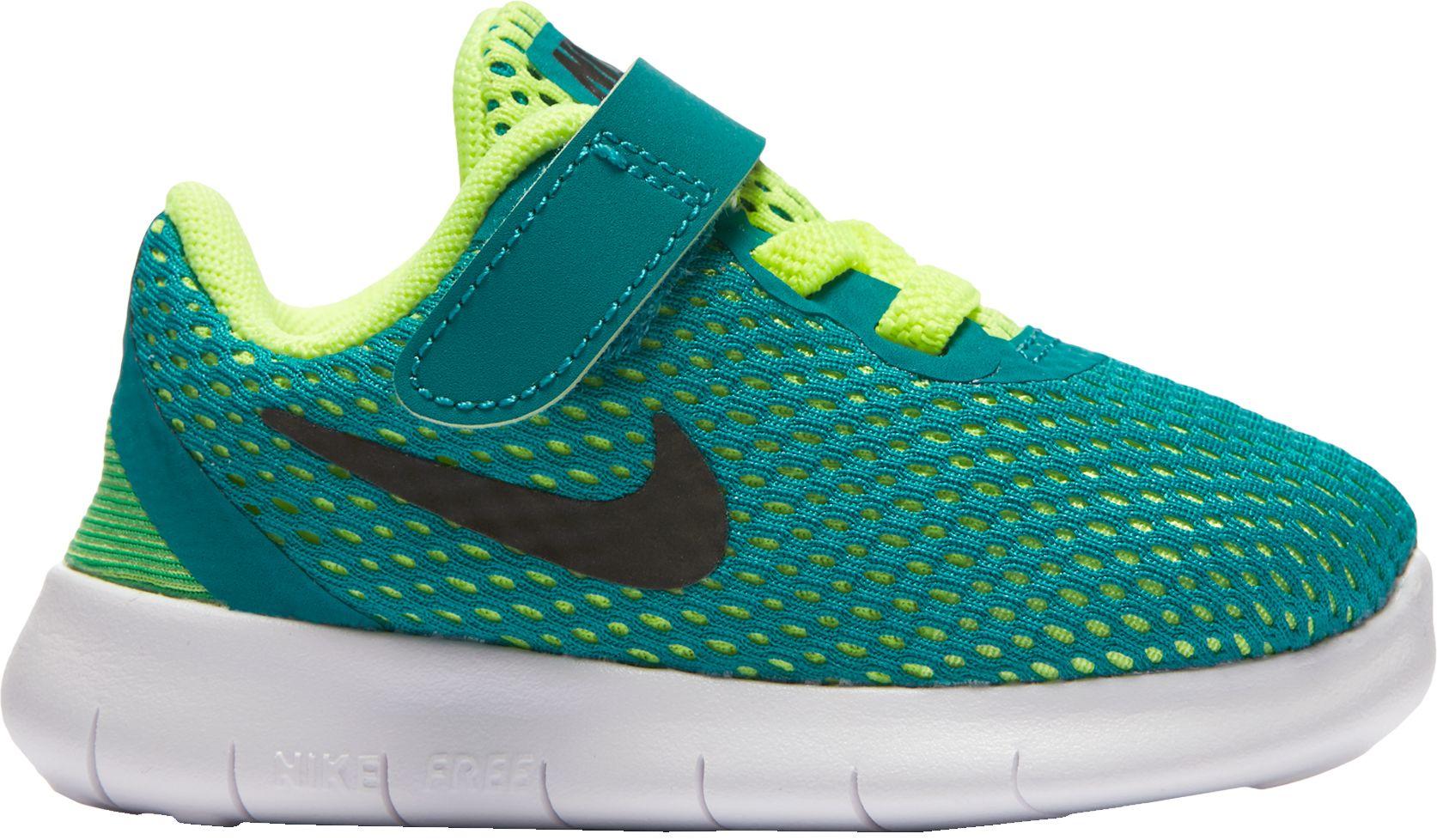 good Nike Toddler Free RN Running Shoes DICKS Sporting Goods