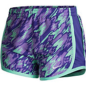 Nike Toddler Girls' Tempo Dry All-Over Print Shorts