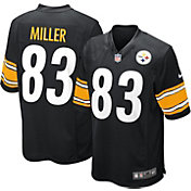 Nike Toddler Home Game Jersey Pittsburgh Steelers Heath Miller #83