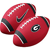Nike Georgia Bulldogs Mini Rubber Football