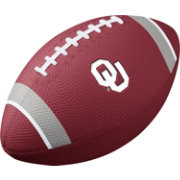 Nike Oklahoma Sooners Mini Rubber Football