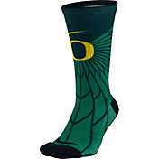 Nike Oregon Ducks College Crew High Length Socks