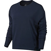Nike Women's Obsessed Epic Crewneck Long Sleeve Shirt
