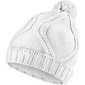 Nike Women's Chunky Cable Knit Golf Beanie