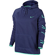 Nike Women's Dry Lightweight Graphic Hoodie