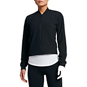 Nike Women's Flex Woven Full Zip Jacket