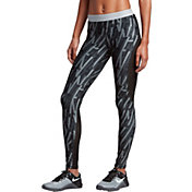 Nike Women's Pro HyperCool Skew Printed Tights