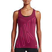 Nike Women's Pro Hypercool Explode Graphic Tank Top