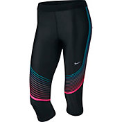 Nike Women's Power Speed Graphic Running Capris