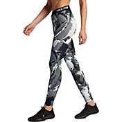 Nike Women's Pro Hyperwarm Oil Glitch Tights