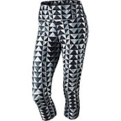 Nike Women's Legend London Diamond Printed Capris