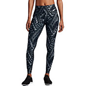 Nike Women's Power Legend Large Cubed Printed Tights