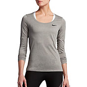 Nike Women's Dry Legend Training Long Sleeve Shirt