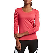 Nike Women's Dry Legend Long Sleeve Shirt