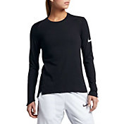 Nike Women's Dry Elite Long Sleeve Basketball Shirt