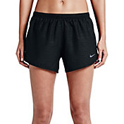 Nike Women's 3'' Tempo Modern Embossed Printed Running Shorts
