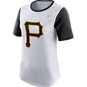 Nike Women's Pittsburgh Pirates Modern Fan White Shirt