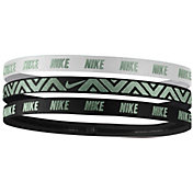 Nike Women's Metallic Hairbands – 3 Pack