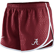Nike Women's Alabama Crimson Tide Crimson Modern Tempo Shorts