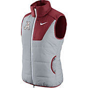 Nike Women's Alabama Crimson Tide Grey/Crimson Champ Drive Vest