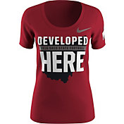 Nike Women's Ohio State Buckeyes Scarlet 2016 Football Fan T-Shirt