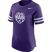Nike Women's LSU Tigers Purple Gear Up Modern Fan T-Shirt