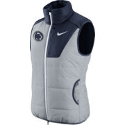 Nike Women's Penn State Nittany Lions Grey/Blue Champ Drive Vest