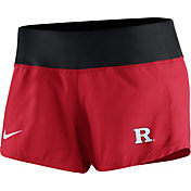 Nike Women's Rutgers Scarlet Knights Scarlet Gear Up Crew Performance Shorts