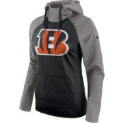 Nike Women's Cincinnati Bengals Tailgate All-Time Grey Hoodie