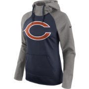 Nike Women's Chicago Bears Tailgate All-Time Grey Hoodie