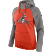 Nike Women's Cleveland Browns Tailgate All-Time Grey Hoodie