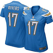Nike Women's Alternate Game Jersey Los Angeles Chargers Philip Rivers #17