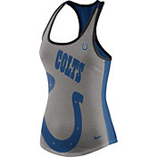 Nike Women's Indianapolis Colts Touchdown Grey Tank