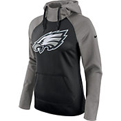 Nike Women's Philadelphia Eagles Tailgate All-Time Grey Hoodie
