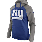 Nike Women's New York Giants Tailgate All-Time Grey Hoodie