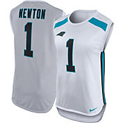 Nike Women's Carolina Panthers Cam Newton #1 Jersey Tank Top