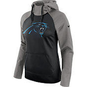 Nike Women's Carolina Panthers Tailgate All-Time Grey Hoodie