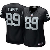 Nike Women's Home Game Jersey Oakland Raiders Amari Cooper #89