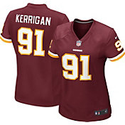 Nike Women's Home Game Jersey Washington Redskins Ryan Kerrigan #91